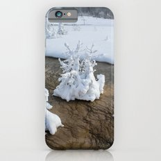 Winter in Yellowstone iPhone 6s Slim Case