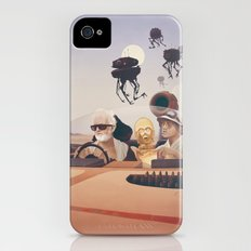 Fear and Loathing on Tatooine Slim Case iPhone (4, 4s)