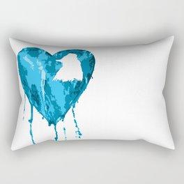 Co/d Heart Rectangular Pillow
