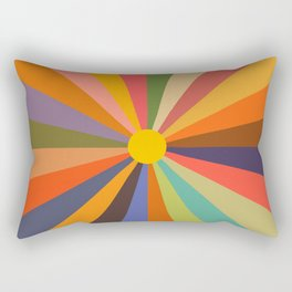 Sun - Soleil Rectangular Pillow