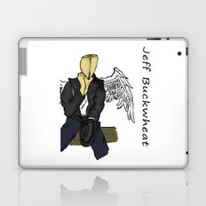 Jeff Buckwheat Laptop & iPad Skin