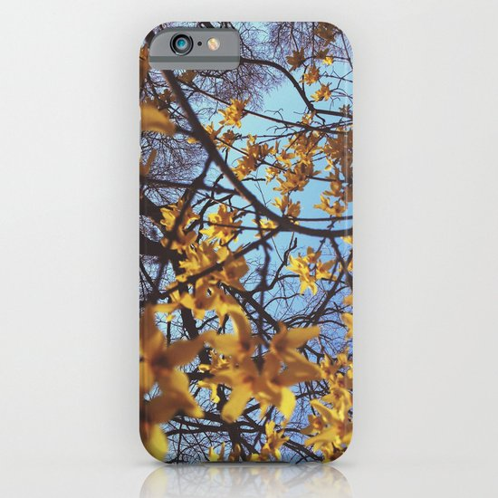 Spring Awakening II iPhone & iPod Case
