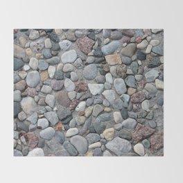 Pebble Beach Throw Blanket
