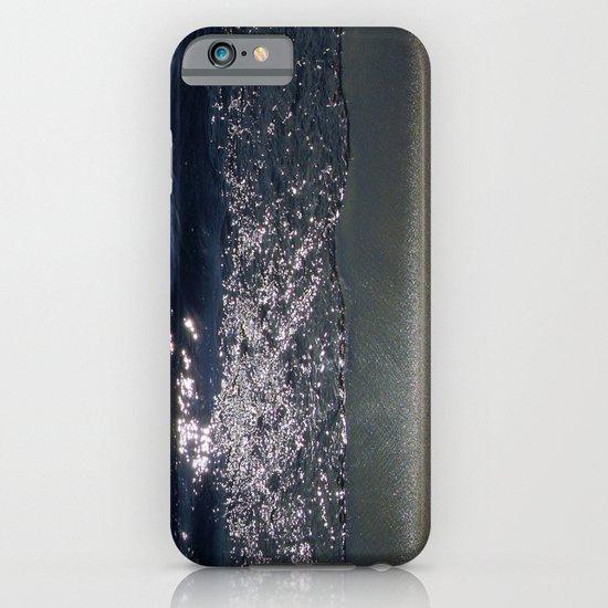 Cosmic Sparkling Ocean iPhone & iPod Case