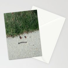 Mother Nature Smirk Stationery Cards