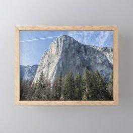 El Capitan Framed Mini Art Print