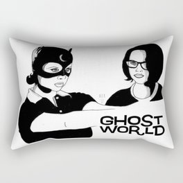 Ghost World Rectangular Pillow