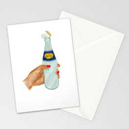 Drink doogh Stationery Cards