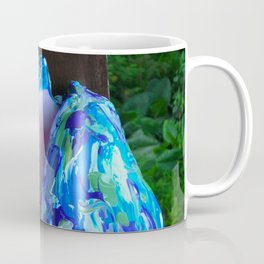 Conque turquoise Coffee Mug