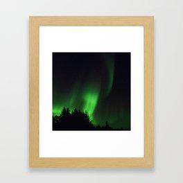 The Northern Lights 04 Framed Art Print