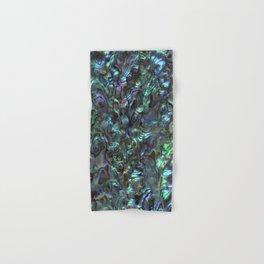 Abalone Shell | Paua Shell | Natural Hand & Bath Towel