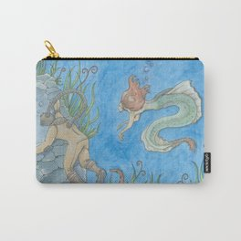 The Aquanat and The Water Nymph Carry-All Pouch