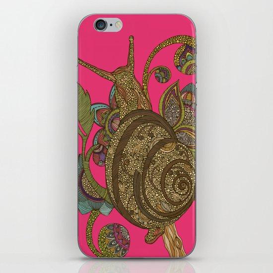 Escargopolooza iPhone & iPod Skin