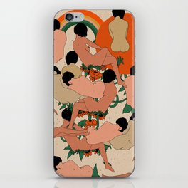 Got Your Back iPhone Skin