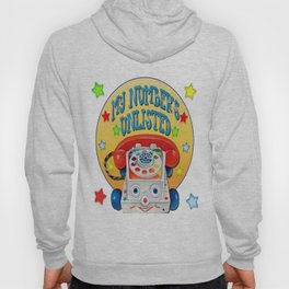 Unlisted Number Hoody
