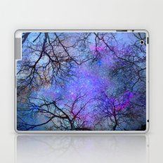 Sky dreams. Serial. Blue Laptop & iPad Skin