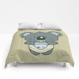 Baby koala Comforters
