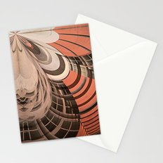 Building Abstraction Stationery Cards