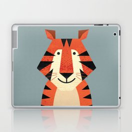 Whimsy Tiger Laptop & iPad Skin