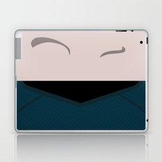 Spock - Minimalist Star Trek 2009 Reboot AOS Into Darkness - Trektangle - Trektangles Laptop & iPad Skin