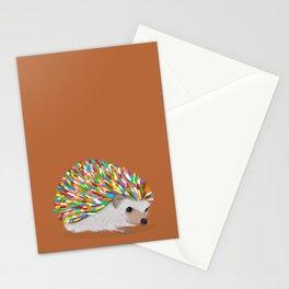 Hedgehog Sprinkles Stationery Cards