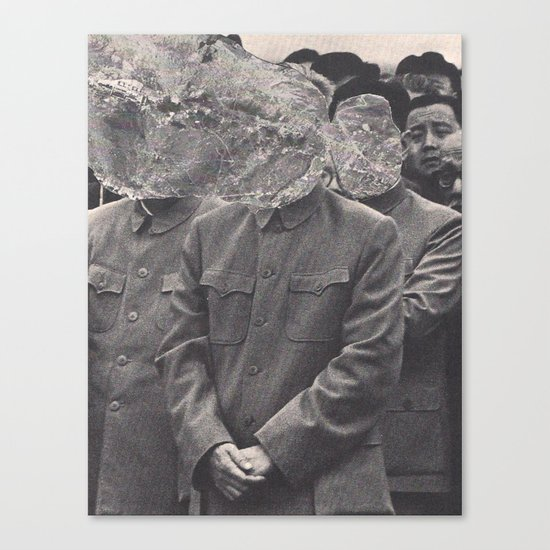China Canvas Print