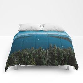 Lake Tahoe V Comforters