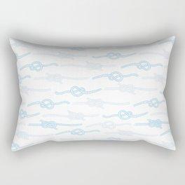 Nautical Ropes Rectangular Pillow