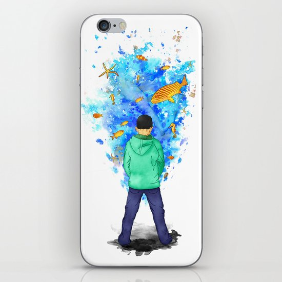 Never Ending Story iPhone & iPod Skin