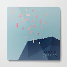 Molo - Shapes Metal Print