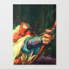 The Young Man from the East Canvas Print