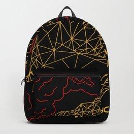 Welder Light Fire Backpack
