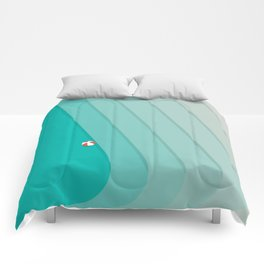 SWIMMING POOL Comforters