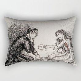 Phantom Rectangular Pillow