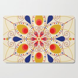Mandala - Vintage Palette Cutting Board