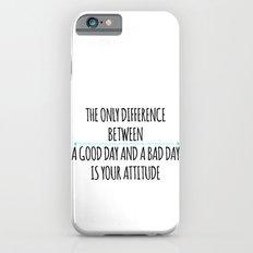 ATTITUDE iPhone 6s Slim Case