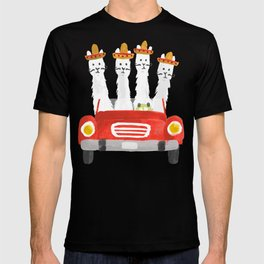 The four amigos T-shirt