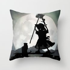 Gandalf Kid Throw Pillow