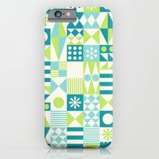Tradewinds teal Slim Case iPhone 6
