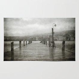 Bluebird Pier, Coniston Rug