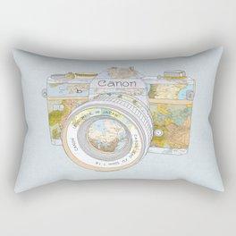 TRAVEL CAN0N Rectangular Pillow