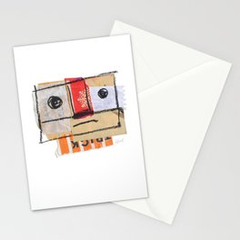 At least we tried. Stationery Cards