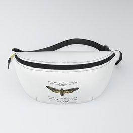 Among the whisperings and the champagne and the stars Fanny Pack