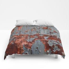 Rusty Metal Comforters