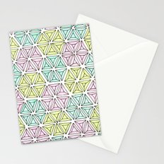 rhinestones 5 Stationery Cards