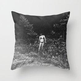 Wild Tales Throw Pillow