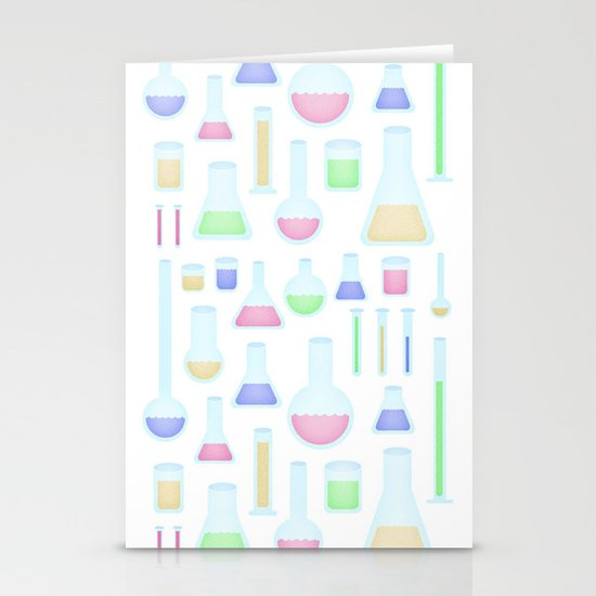 Chemicals  Stationery Cards