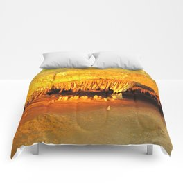 Luray Caverns Comforters