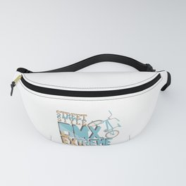 Streestyle Freestyle BMX Bicycle Gift Bicycle Racing  Fanny Pack