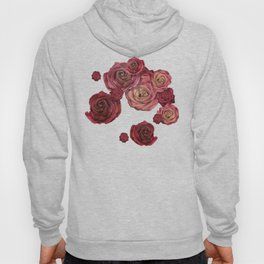 """""""Bouquet of fantasy roses (Fairy tale)"""" Hoody"""